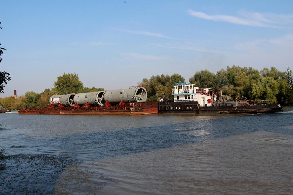морские и речные перевозки перевозка ро ро баржей по россии методом