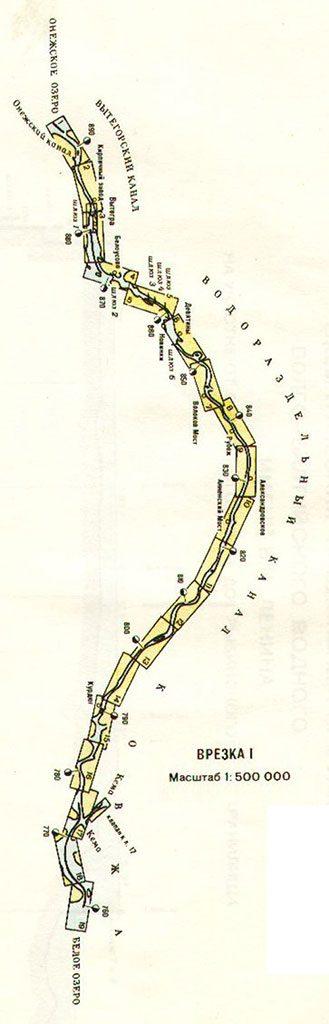 Водораздельный канал