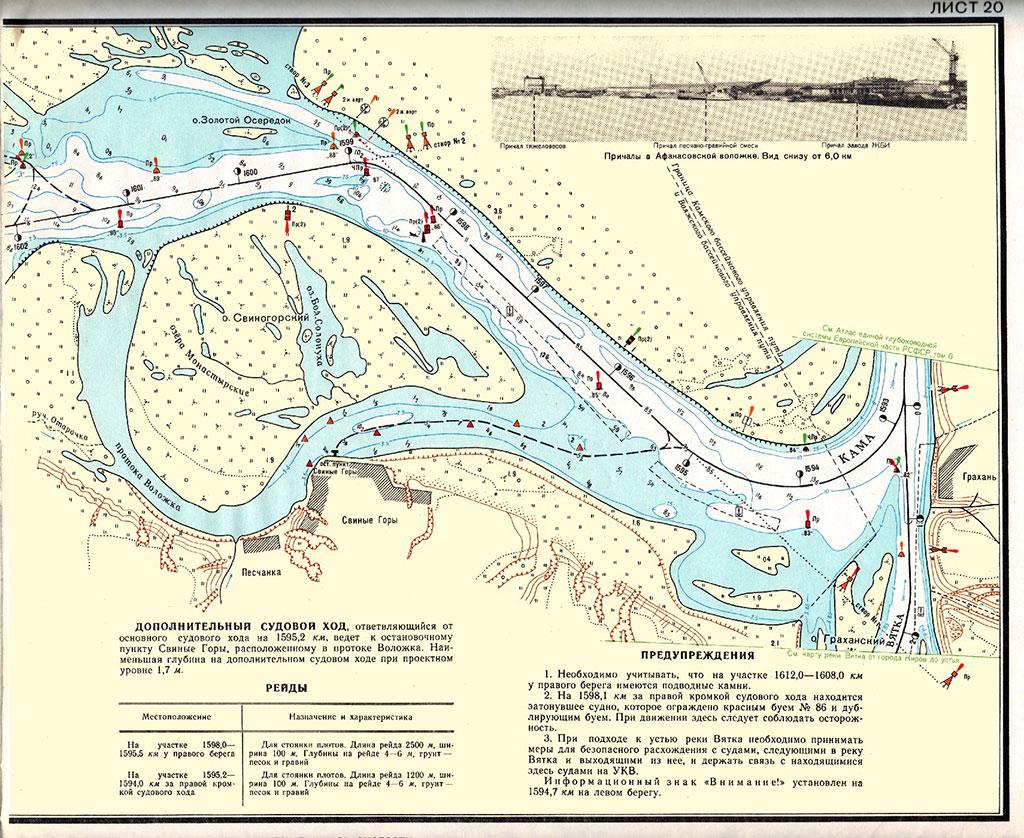 Куда впадает река вятка схема фото