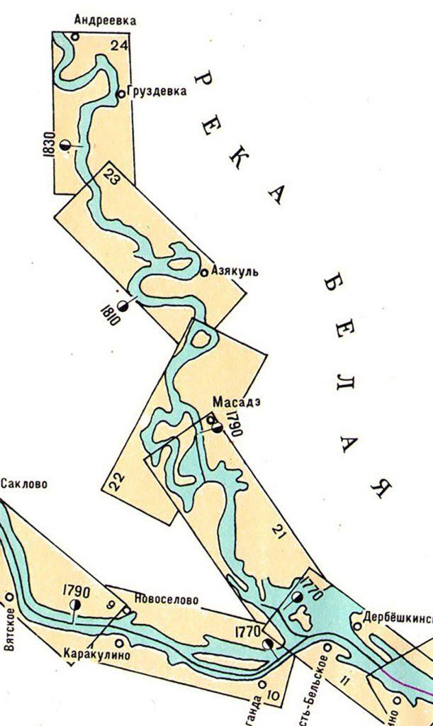 Река Кама, Река Белая